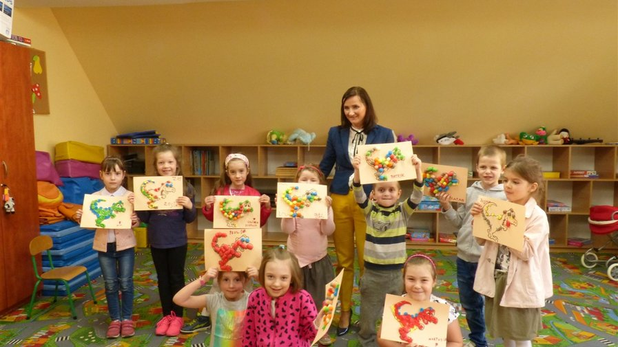 Dzień Otwarty w Szkole Podstawowej w Krosnowicach