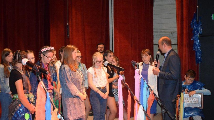 Pożegnanie grupy z Białorusi
