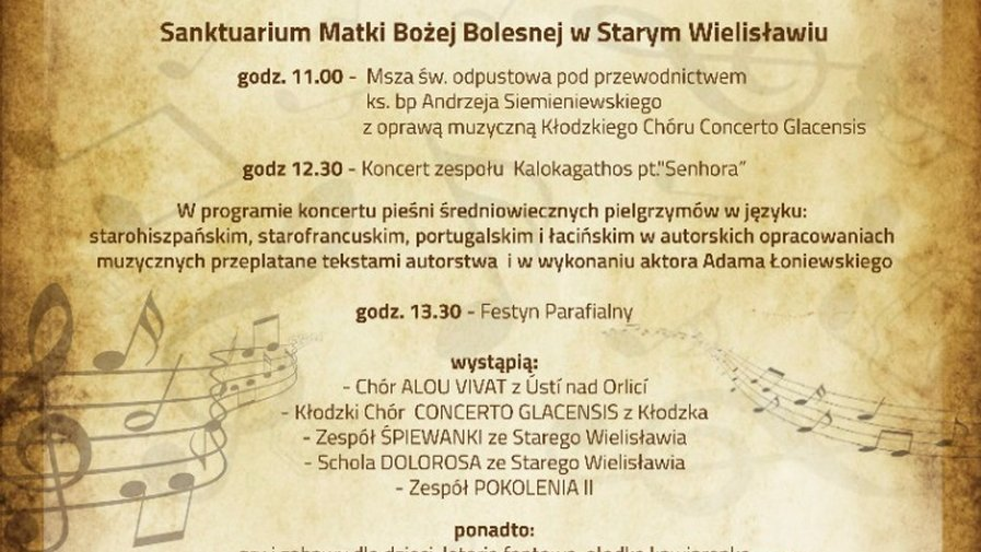 Festiwal Pieśni Pielgrzymów