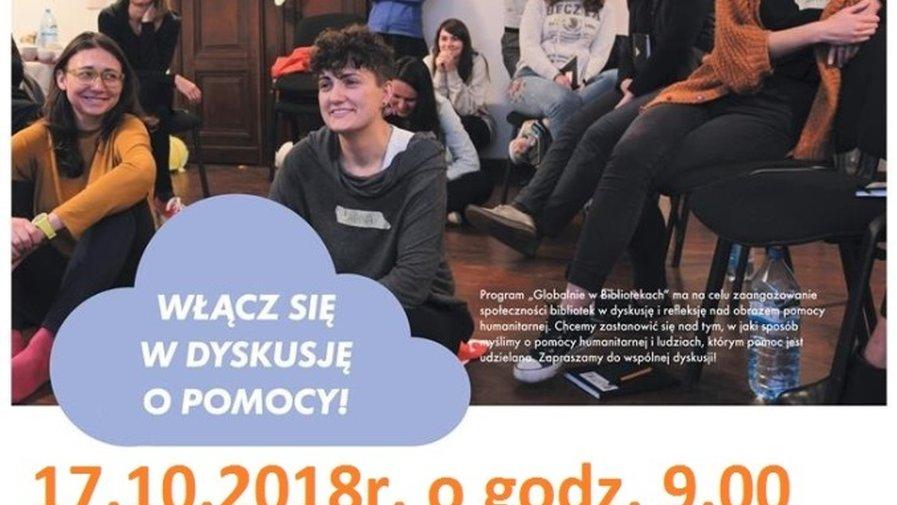 Globalnie w bibliotece w Żelaźnie