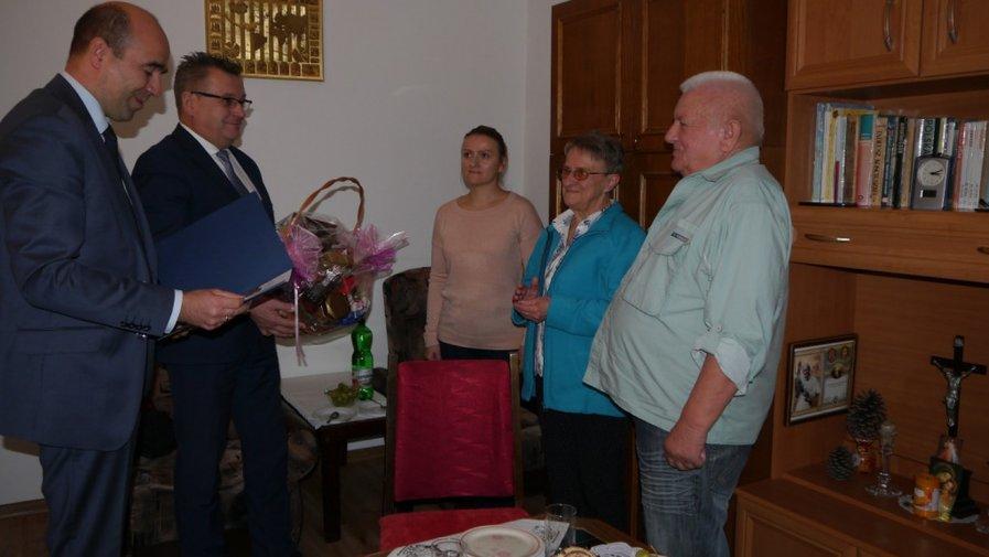 Złota para z Ołdrzychowic