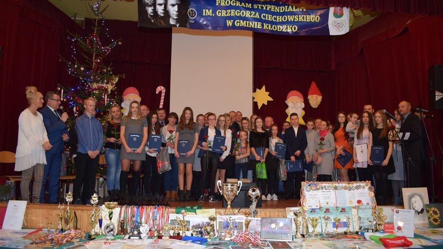 19. Gala stypendialna im. Grzegorza Ciechowskiego