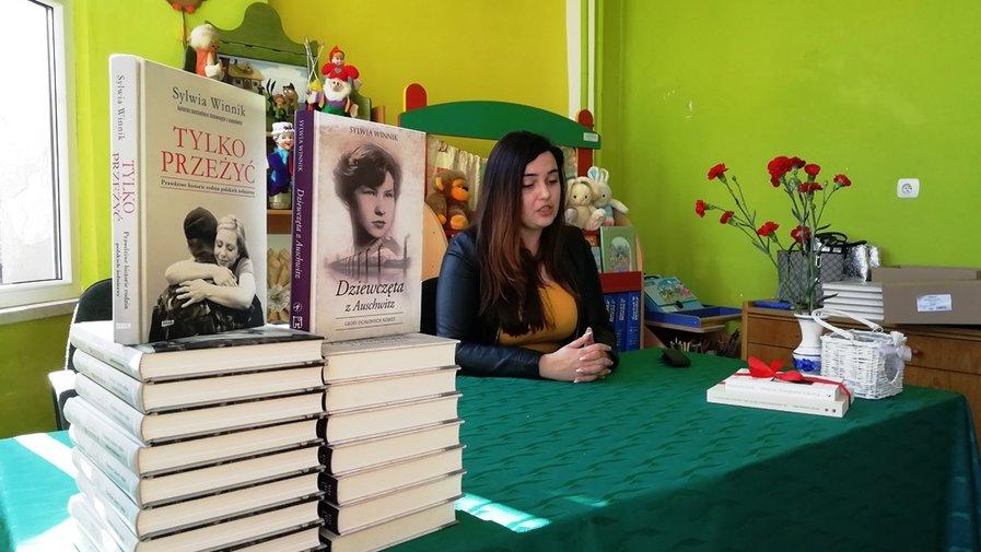 Trzeba przeżyć – Sylwia Winnik