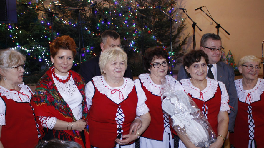 Kolędnicy z Wojciechowic