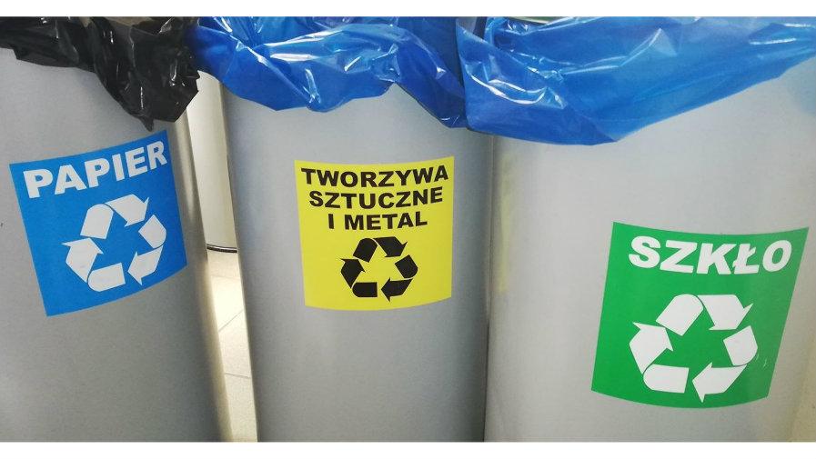 Ważne przy segregacji odpadów