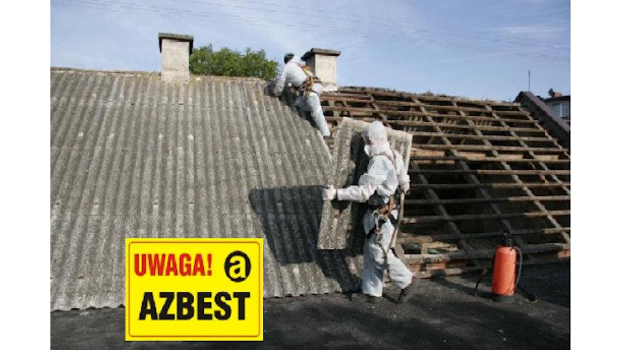 Usuwamy azbest!