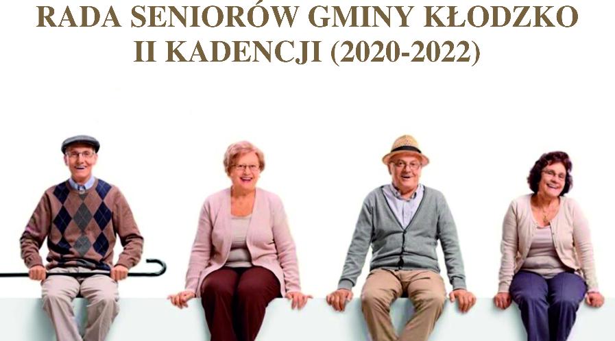 Członkowie Rady Seniorów II kadencji powołani!