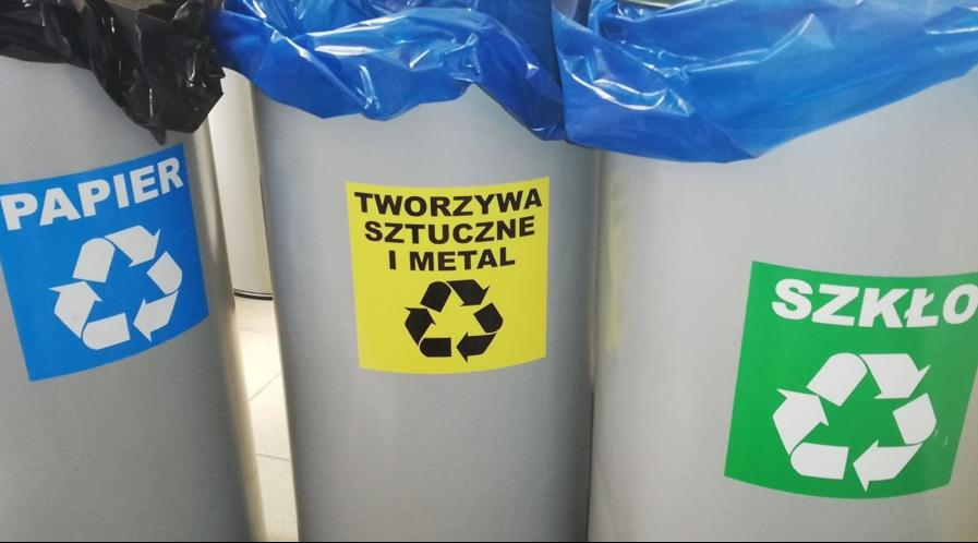 Papier i zmieszane - zmiana terminu odbioru odpadów