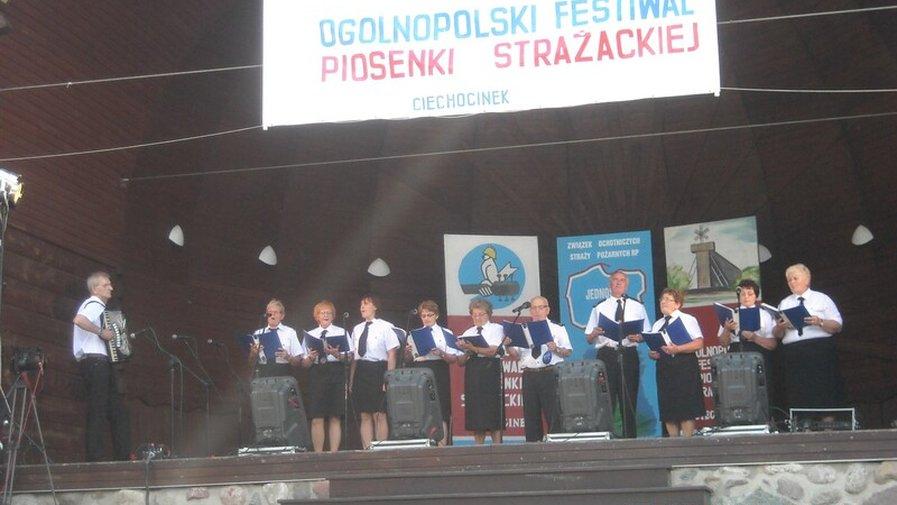 Chór Sołtysów w Ciechocinku